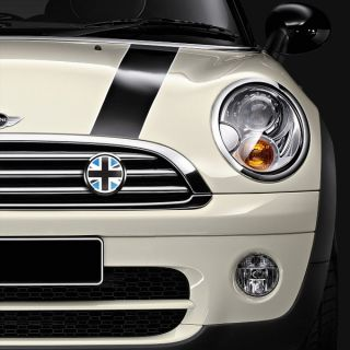 Mini Cooper Grill Badge Chrome Mounting Kit