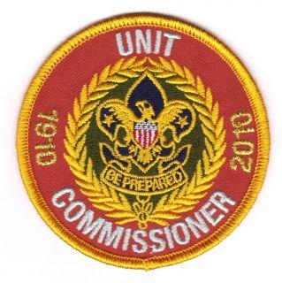 Boy Cub Eagle Scout 2010 Unit Commissioner Patch Merit Badge Uniform