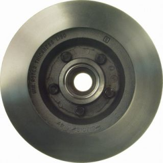Wagner BD60418 Disc Brake Rotor and Hub Assembly