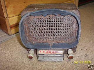 46 47 48 Chevrolet Accessory Radio Coupe Fleetline 42