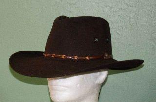 Stetson 4X Buffalo Felt Mineola Cowboy Western Hat