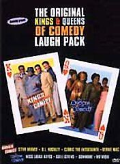Original Kings of Comedy Queens of Comedy DVD, 2001, Sensormatic