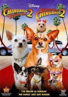 Beverly Hills Chihuahua 2 DVD, 2011, Spanish