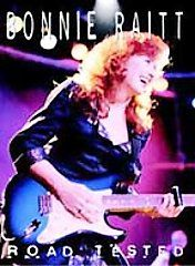 Bonnie Raitt   Road Tested DVD, 2001