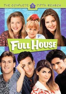 Full House   The Complete Fifth Season DVD, 4 Disc Set