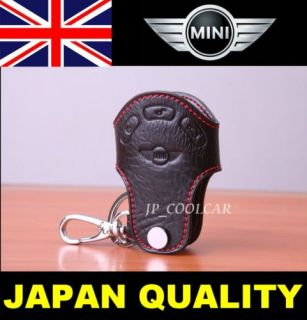 New Mini Cooper s Genuine Leather Key Cover JCW Clubman
