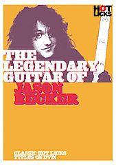 Jason Becker   Legendary Guitar of DVD, 2007