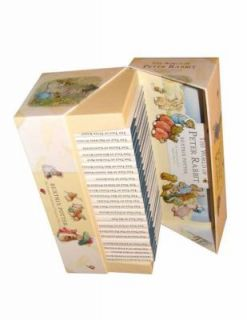 The World of Peter Rabbit Set by Beatrix Potter 2006, Hardcover
