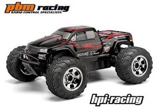 HPI Racing Savage XS Flux 2 4G 4WD RC Mini Monster Truck 106572