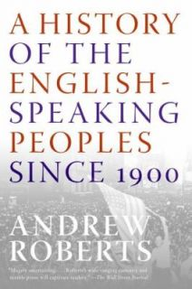 Speaking Peoples since 1900 by Andrew Roberts 2008, Paperback
