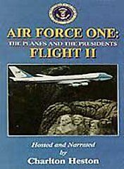 Air Force One   The Planes and the Presidents   Flight II DVD, 2002