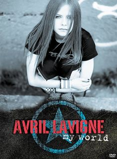 Avril Lavigne   My World DVD, 2003