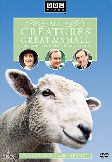 All Creatures Great and Small   Complete Series 6 Collection DVD, 2006