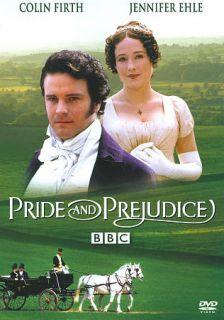 Pride and Prejudice Mini Series DVD, 2010, 2 Disc Set