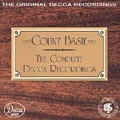 Recordings Box by Count Basie CD, Mar 1992, 3 Discs, Decca Jazz