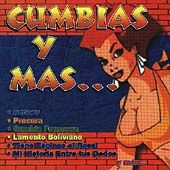 Cumbias Y Mas by Grupo Salvaje CD, Jul 2000, Max Music Entertainment