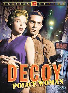 Decoy TV Series DVD, 2004