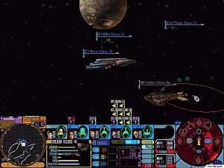 Star Trek Deep Space Nine Dominion Wars PC, 2001