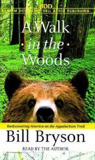 the Appalachian Trail by Bill Bryson 1998, Cassette, Abridged