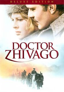 Doctor Zhivago DVD, 2011, Deluxe Edition