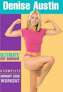 Denise Austin   Ultimate Fat Burner DVD, 2002