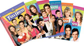 Full House   The Complete Season 1 6 DVD, 2007, 6 Disc Set