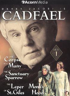 Cadfael Series 1 Boxed Set DVD, 2004, 4 Disc Set