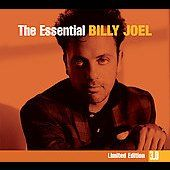 The Essential Billy Joel Slipcase by Billy Joel CD, Aug 2008, 3 Discs