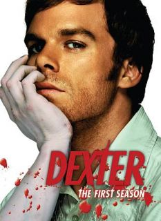 Dexter  The Complete First Season DVD, 4 Disc Set