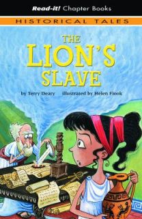 Lions Slave Historical Tales by Terry Deary 2008, Hardcover