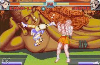 Super Street Fighter II Turbo Revival Nintendo Game Boy Advance, 2001