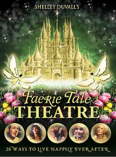 Shelley Duvalls Faerie Tale Theatre The Complete Series (DVD, 7 Disc