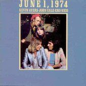 June 1, 1974 by John Cale CD, Polygram Japan