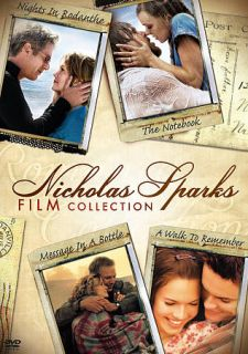 Nicholas Sparks Film Collection DVD, 2009