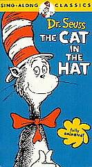 Dr. Seuss   The Cat in the Hat (VHS) (VHS)