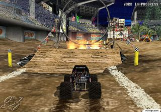 Monster 4x4 Masters of Metal Sony PlayStation 2, 2003