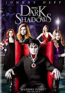 Dark Shadows DVD, 2012, Includes Digital Copy UltraViolet