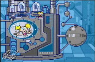 Dexters Laboratory Deesaster Strikes Nintendo Game Boy Advance, 2001