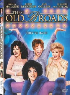 These Old Broads DVD, 2009