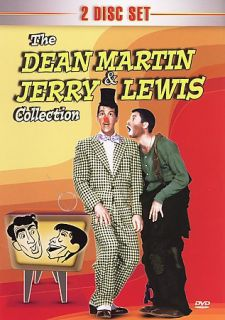 The Dean Martin and Jerry Lewis Collection DVD, 2007, 2 Disc Set