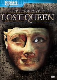 Discovery Channel   Secrets of Egypts Lost Queen DVD, 2007