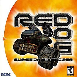 Red Dog Sega Dreamcast, 2000