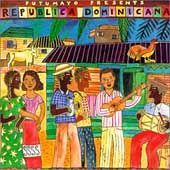 Putumayo Presents Republica Dominicana CD, Feb 2000, Putumayo