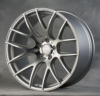 19 Miro 111 STYLE HYPER SILVER Wheels Rims Fit BMW E90 E92 E93 325