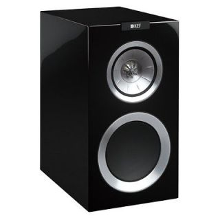 Series Three way bookshelf speakers (Pair) Black Color Brand New