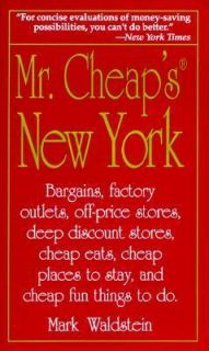 New York: Bargains, Factory Outlets, Off Price Stores, De 1558502564