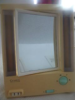 True To Light Vanity Makeup Mirror Model LM 7 With Front Outlet