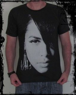 Aaliyah** T Shirt   New Unisex Vest Tank Top Singlet S XL