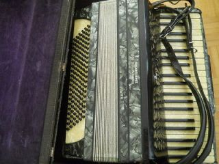 GALANTI BROS SUPER FLORENCE ACCORDION W CASE & STRAP
