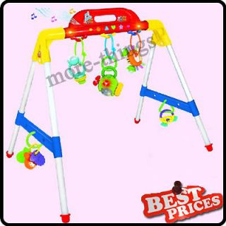 BABY EINSTEIN ACTIVITY PLAY GYM MUSICAL CENTER 8012